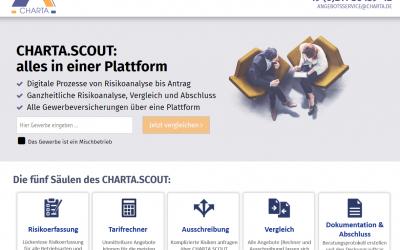 CHARTA.SCOUT: Webinare zu den neuen Funktionen!