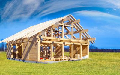 Holzhäuser richtig versichern: brennende Leidenschaft